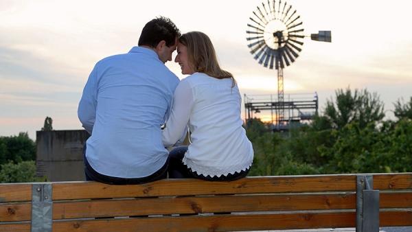 Engagementshooting mit Anika und Jens