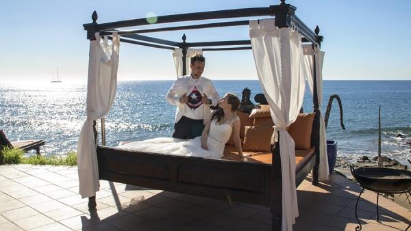 Hochzeitsfotos Lanzarote (Justine & Timo)