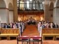 Hochzeitsfotos von Nele und Christian im Kloster Saarn / Mülheim und anschließender Feier in Essen