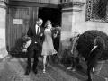 Hochzeitsreportage Vorbereitung und Standesamtliche Trauung von Nico und Dan in Duisburg mit anschließender Feier im Innenhafen Duisburg