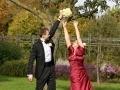 Hochzeitsfotos von Sandra und Christian am Aquarius in Muelheim mit anschließender Feier in den Suedtiroler Stuben am Baldeneysee in Essen