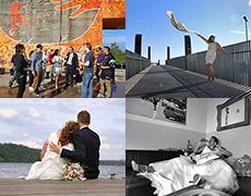 Hochzeitsfotos von Duisburg über Düsseldorf und Essen bis Köln…